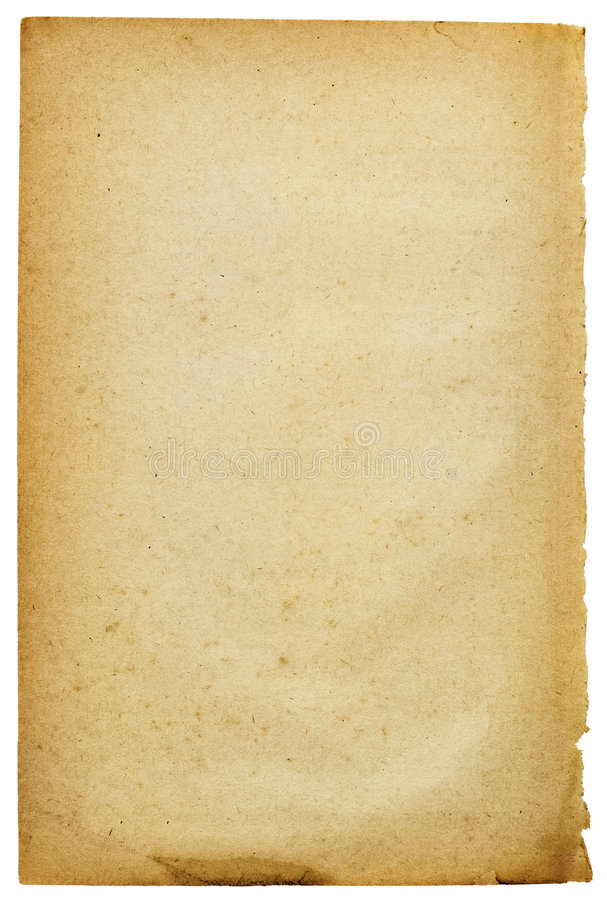 Download Old-style paper stock image. Image of effect, edges, grunge - 3865361