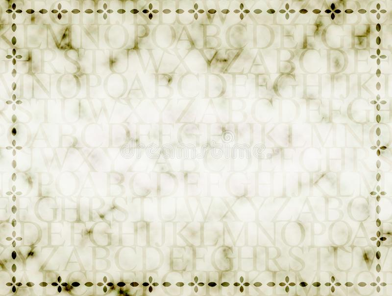 Old-style paper/background stock image