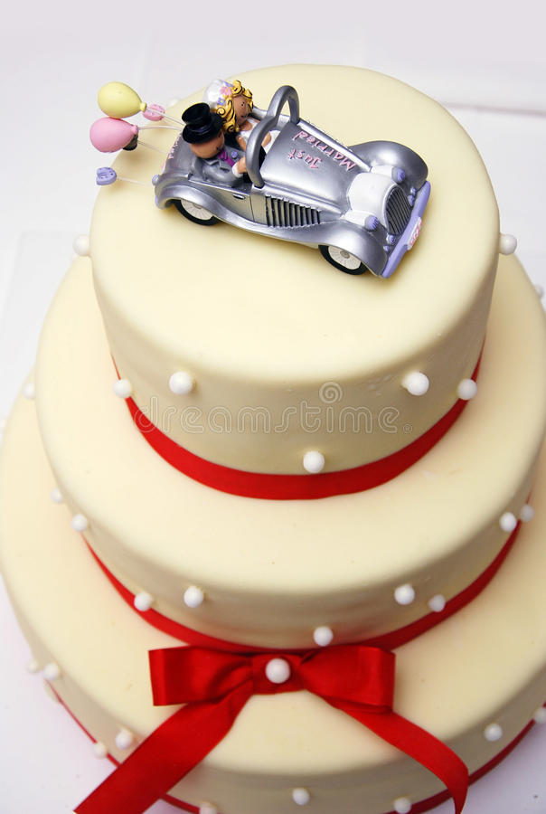 Old style wedding royalty free stock photography