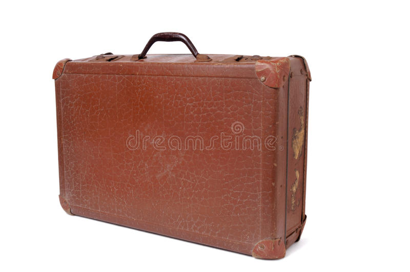 Download Old suitcase stock photo. Image of vintage, antique, brown - 24221564
