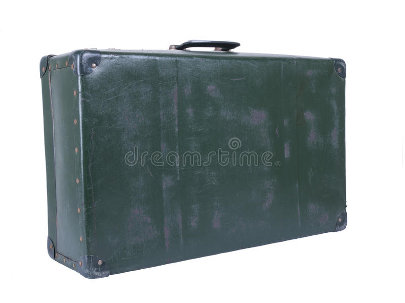 Download Old Suitcase Royalty Free Stock Images - Image: 27993189