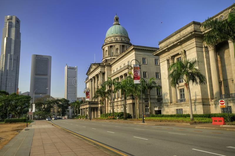 Download Old Supreme Court, Singapore Editorial Stock Photo - Image: 18107898