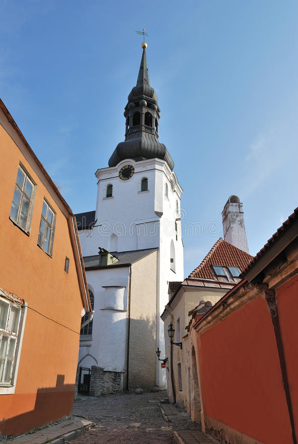 Download Old Tallinn. The Dome stock photo. Image of medieval - 21165480