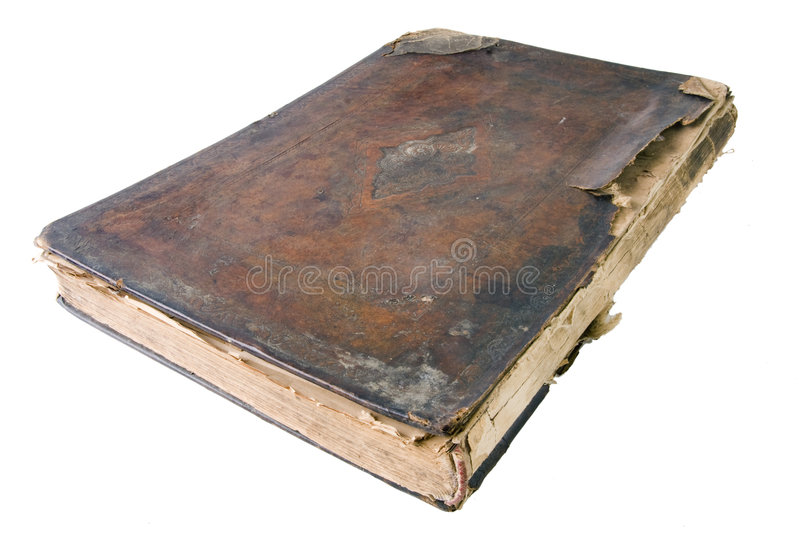 Old talmud stock photography