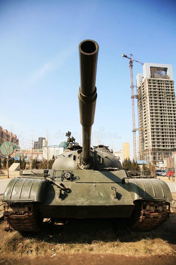 Download An old tank stock image. Image of tank, liberation, china - 25248449