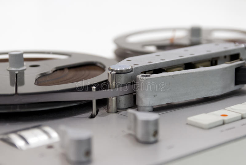 Old Tape Machine stock photos