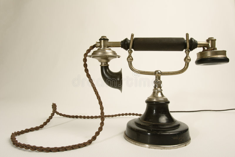 Download Old Telephone Royalty Free Stock Images - Image: 502729