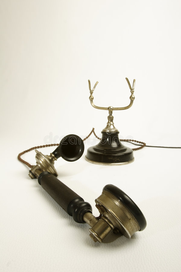 Download Old Telephone Stock Image - Image: 502731