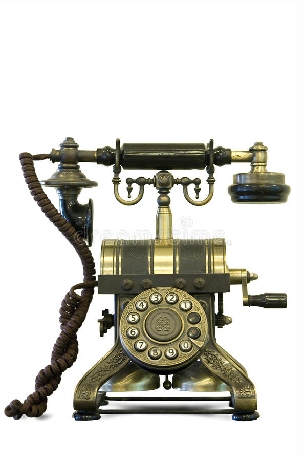 Download Old Telephone stock photo. Image of piece, rotary, communicate - 40364168