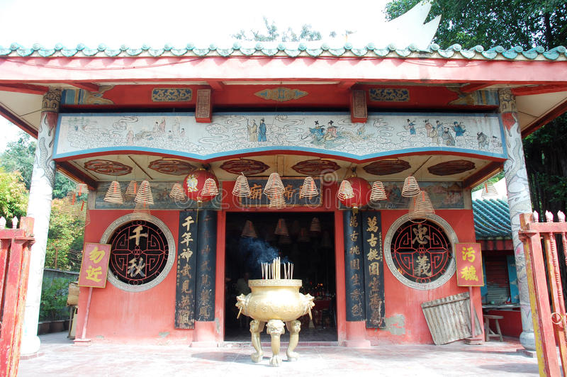 Download Old temple stock image. Image of chinese, tadisional - 16450303