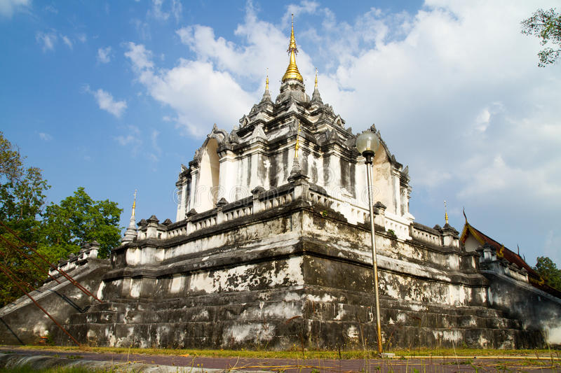 Old temple royalty free stock photography