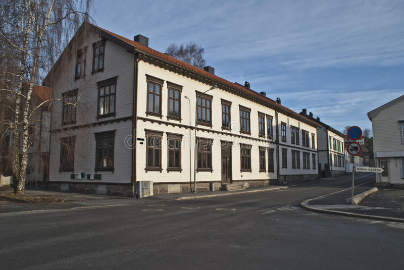 Download Old Tenement House In Halden. Stock Photo - Image: 23664764
