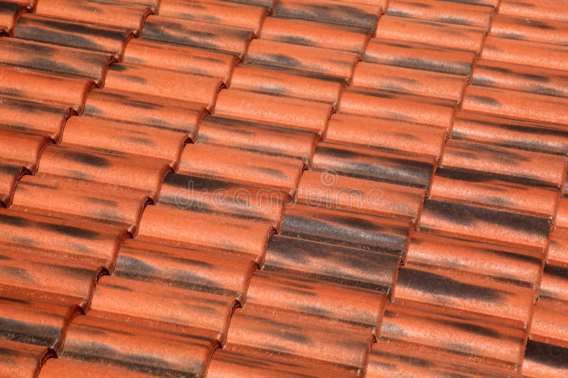 Download Old terracotta tile roof stock photo. Image of italy - 17887454