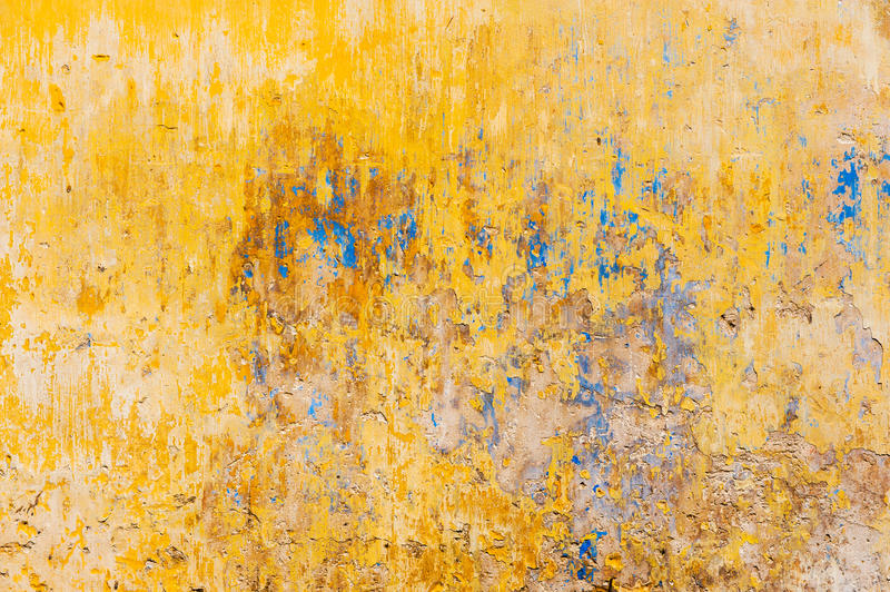 Old textured colorful wall