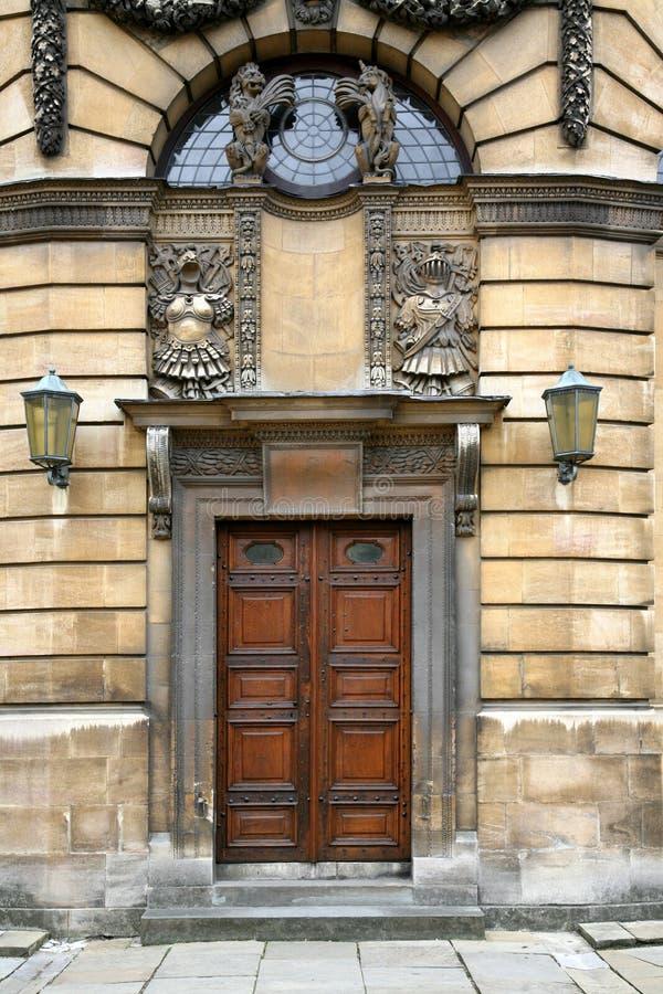 Download Old Theatre Doors In Oxford Stock Image - Image of ornate door 11159583 & Old Theatre Doors In Oxford Stock Image - Image of ornate door ...