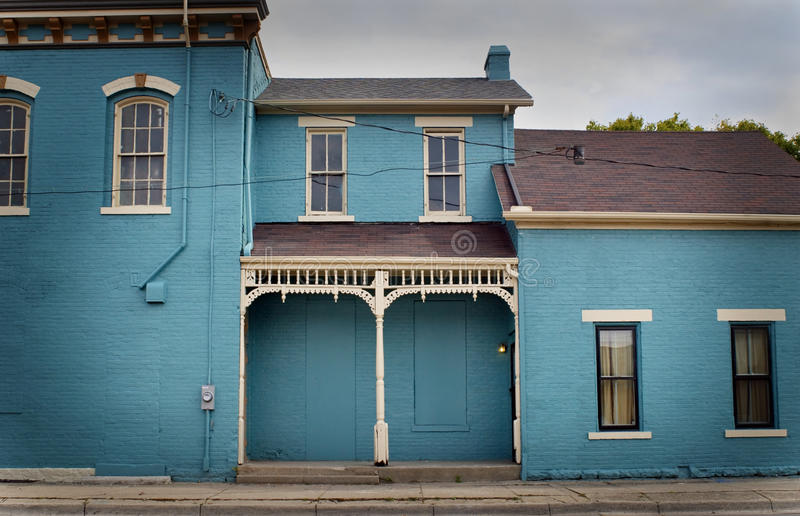 Download Old Time Building stock image. Image of clear, exterior - 16240279