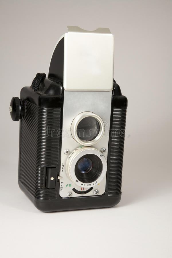 Download Old Time Camera stock photo. Image of collectable, outdated - 20743478
