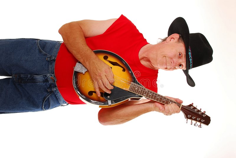 Old Time Country Musician 12 royalty free stock photos