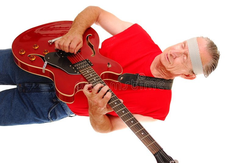 Old Time Rocker 10 royalty free stock images