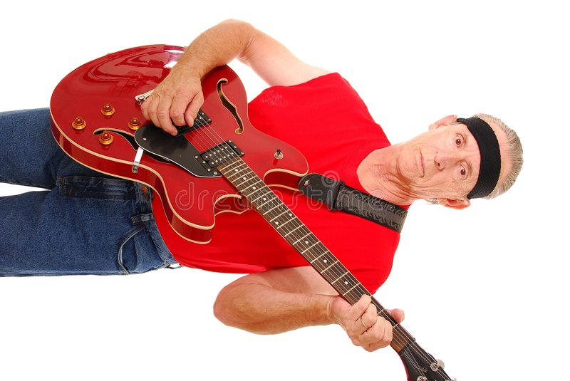 Old Time Rocker 8 royalty free stock images