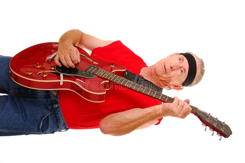 Old Time Rocker Two royalty free stock photo