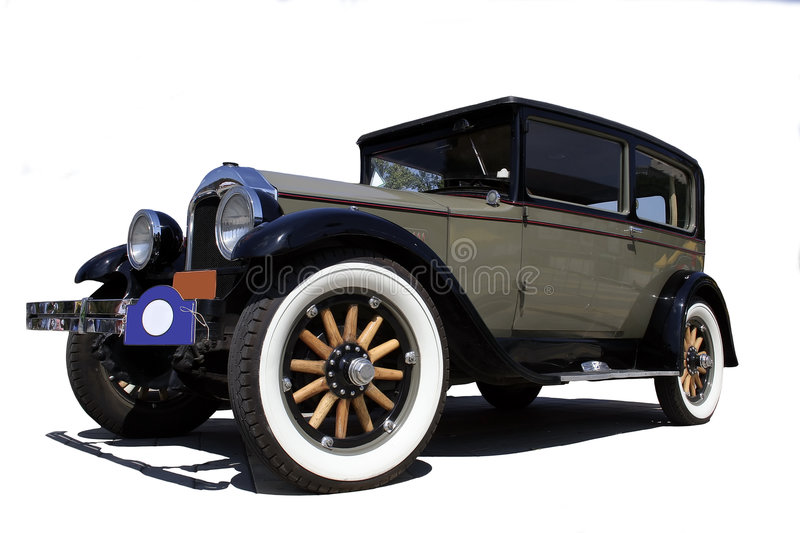 Old timer car stock images