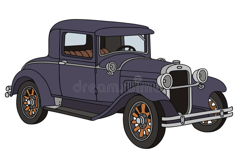 Old Timer Royalty Free Stock Photos