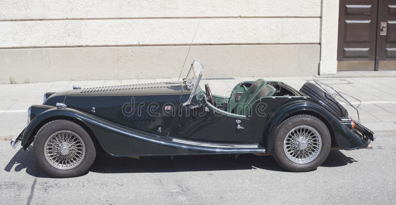 Old timer morgan car editorial stock image image 33838424 for The frederick motor company