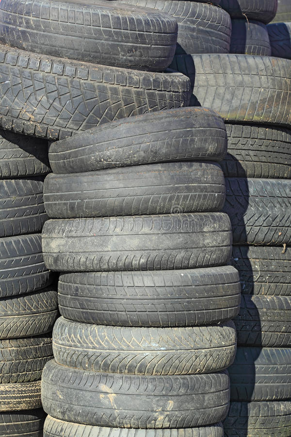 Download Old tires stock photo. Image of dirty, black, heap, garbage - 28190456