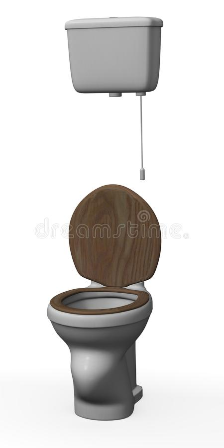 Download Old Toilet Stock Image - Image: 11908811