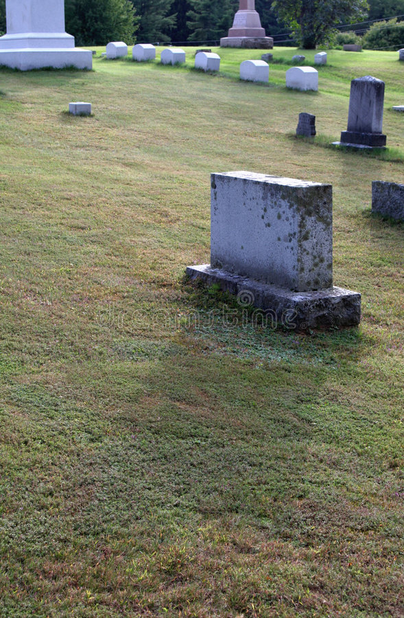 Old Tombstone royalty free stock photos