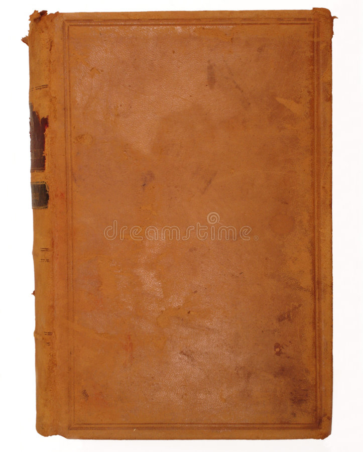 Old Tome Two stock photo