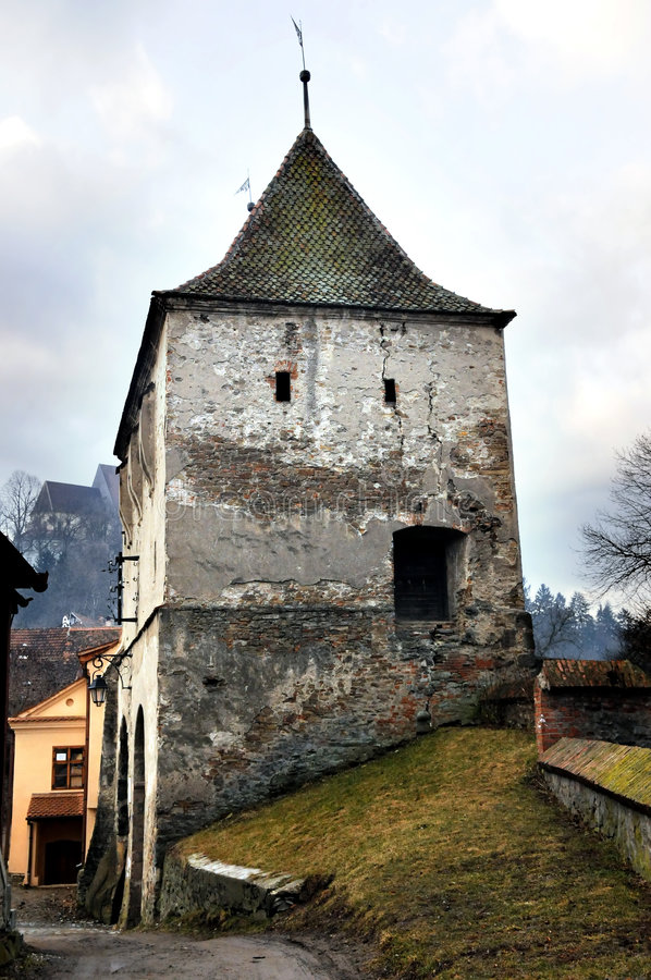 Free Old Tower Royalty Free Stock Photography - 4483347