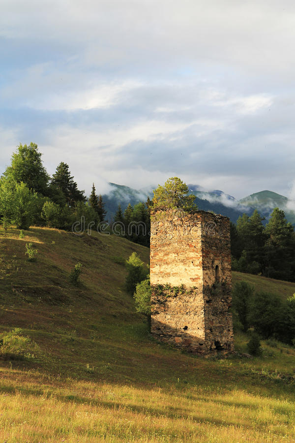 Download Old Tower Stock Photo - Image: 33547090
