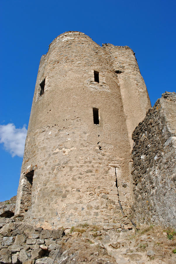 Download Old Tower Ruin Stock Photo - Image: 16388360