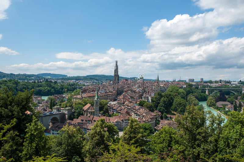 Download Old Town of Bern, Suisse stock photo. Image of heritage - 26494816