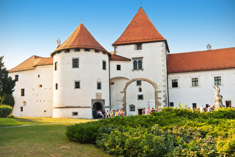 Download Old Town Castle In Varazdin Editorial Stock Photo - Image: 22639348