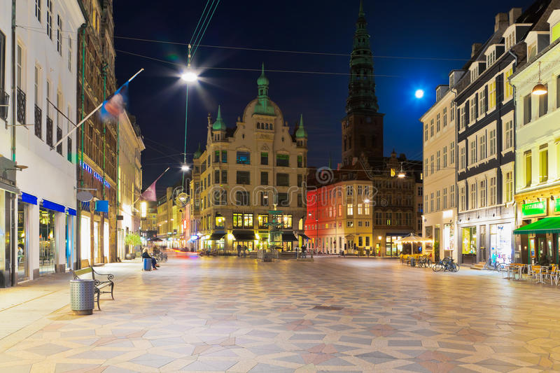 Download Old Town In Copenhagen, Denmark Stock Photography - Image: 22385722