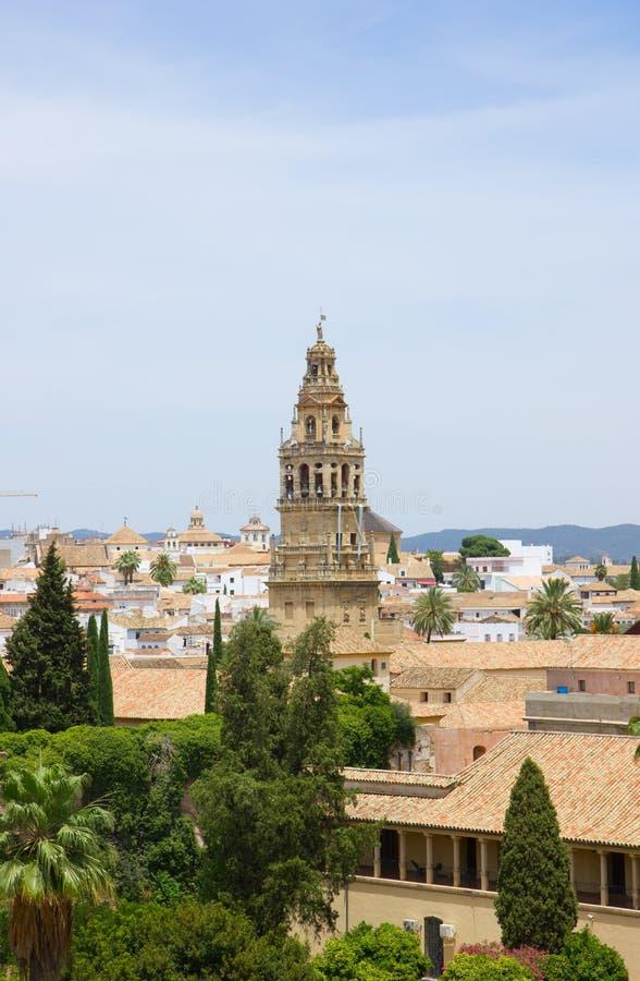 Old town of Cordoba, Spain royalty free stock photos