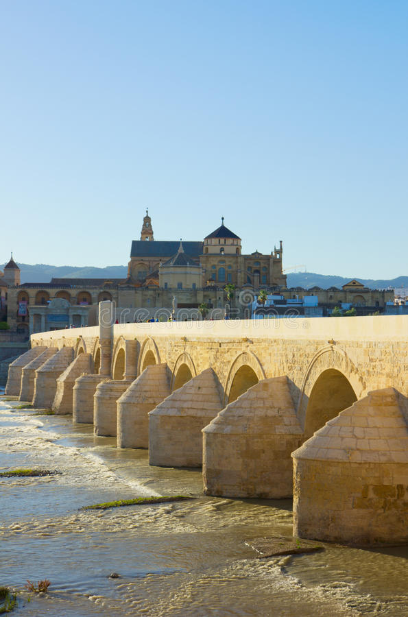 Old town, Cordoba, Spain stock photography