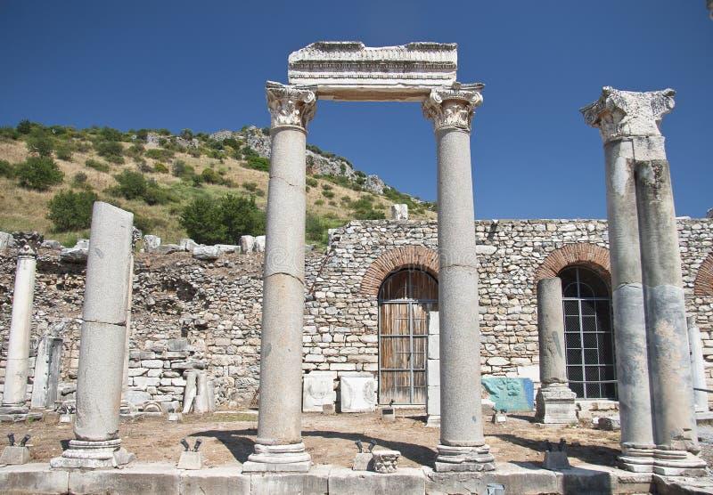 Download Old Town Of Ephesus. Turkey Stock Image - Image: 32430735