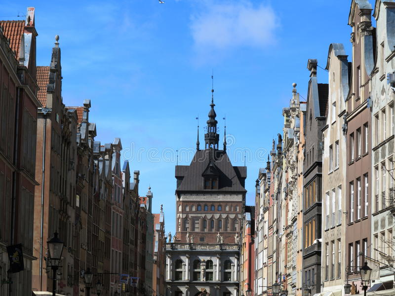 Download Old Town Gdansk Danzig Poland Stock Image - Image: 32560229