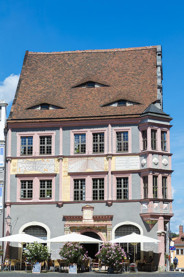 Old town Goerlitz, Germany royalty free stock images