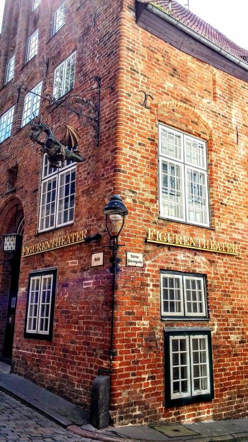 Architektur. Old town ornament exterior dragon royalty free stock photos