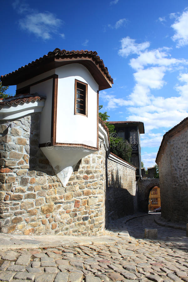 Free Old Town Plovdiv Royalty Free Stock Photography - 16475267