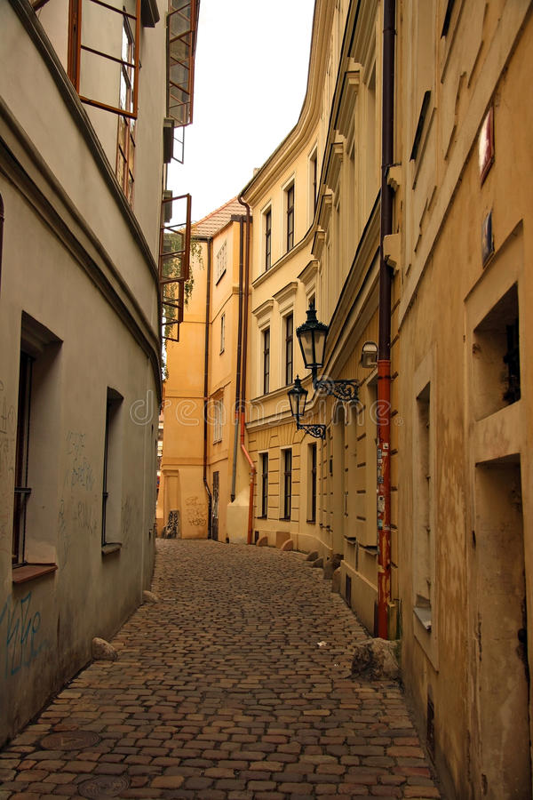 Download Old Town In Prague (Czech Republic) Stock Image - Image: 25935191