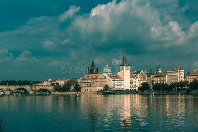 Old Town in Prague, Czech Republic royalty free stock photo