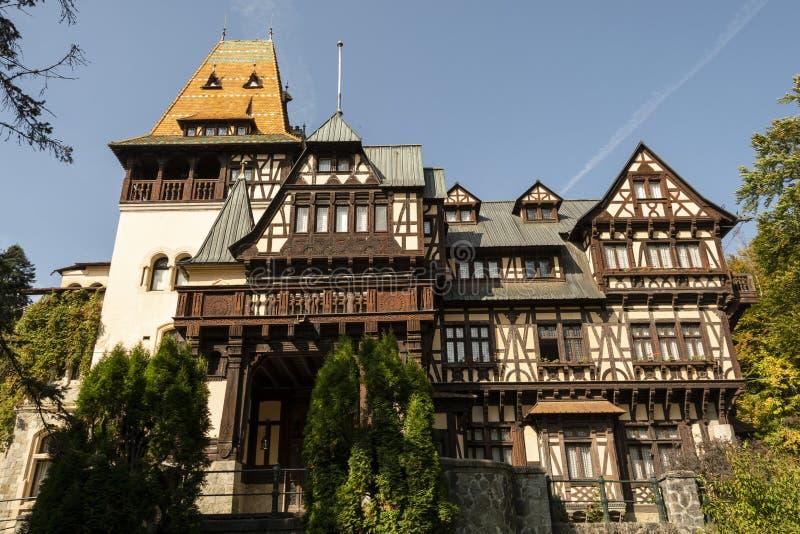 Old town of Romania royalty free stock photos