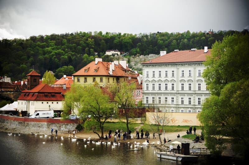 Prague, Czech Republic 2017 stock image