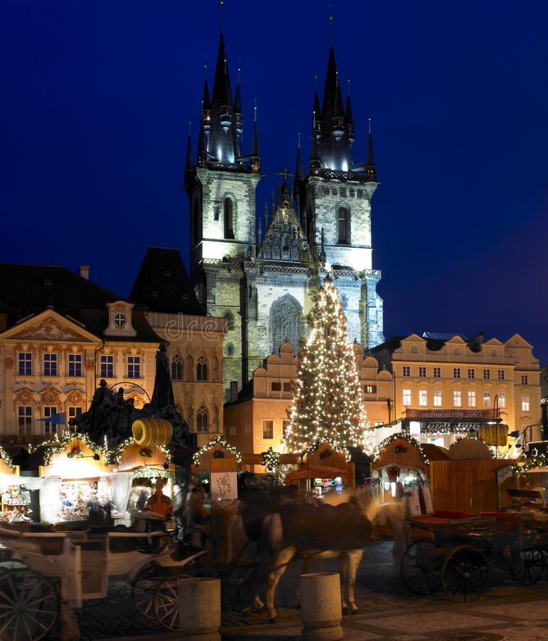 Download Old Town Square, Prague stock photo. Image of building - 11383816